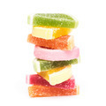 Fruit Jelly Top Group Isolated - PhotoDune Item for Sale
