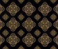 Stars Motif Geometric Arabesque Pattern - PhotoDune Item for Sale