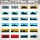 Military Icons Set - GraphicRiver Item for Sale