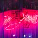 Wall with Christmas lighting - PhotoDune Item for Sale