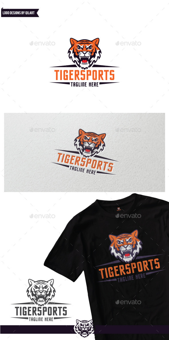 GraphicRiver TigerSports 9750730