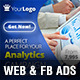 Analytics Campaign Web & Facebook Banners - GraphicRiver Item for Sale