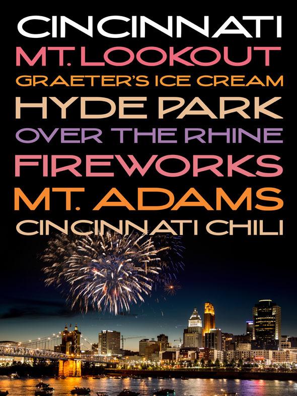 Cincinnati Font