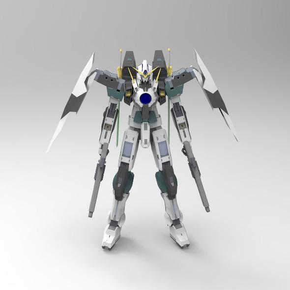 3DOcean Gundam Artemis 9751125