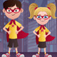 Super Kids City - GraphicRiver Item for Sale