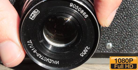 Old Foto Camera 2