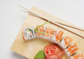 Traditional Asian food sushi - PhotoDune Item for Sale