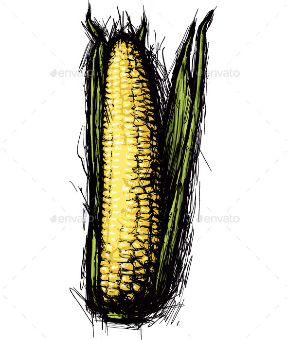 GraphicRiver Corn 9752370