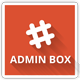 Admin box - AngularJS admin theme - ThemeForest Item for Sale