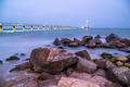 Bridge in Sea - PhotoDune Item for Sale