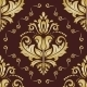 Floral Vector Pattern. Orient Abstract Background - GraphicRiver Item for Sale