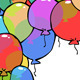 Frame from Balloons - GraphicRiver Item for Sale