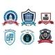 Academy Emblems - GraphicRiver Item for Sale