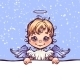 Illustration of Angel with Panel - GraphicRiver Item for Sale