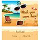 Travel Postcard - GraphicRiver Item for Sale