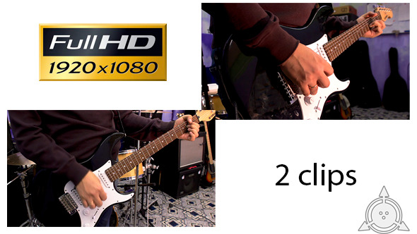 VideoHive Playing on Accoustic Guitar 2 pack 9718867