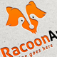 Racoon App Logo - GraphicRiver Item for Sale