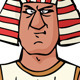 Ancient Egyptian Warrior - GraphicRiver Item for Sale