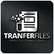 Transfer Files Logo Template - GraphicRiver Item for Sale