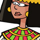 Ancient Egyptian Woman - GraphicRiver Item for Sale