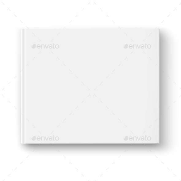 GraphicRiver Blank Album Template 9755584