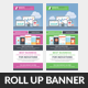 Website Design Agency Rollup Banners Bundle - GraphicRiver Item for Sale
