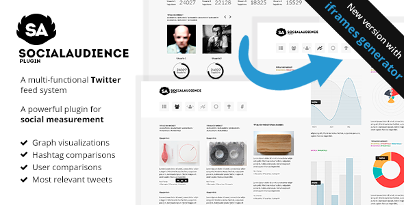 Social Audience Plugin Twitter analytics