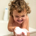Little girl in the bathtub - PhotoDune Item for Sale