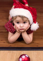Christmas little girl - PhotoDune Item for Sale