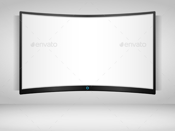 GraphicRiver TV Screen 9756861