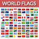 World Flags - GraphicRiver Item for Sale