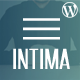 Intima - Resume & Portfolio WordPress Theme