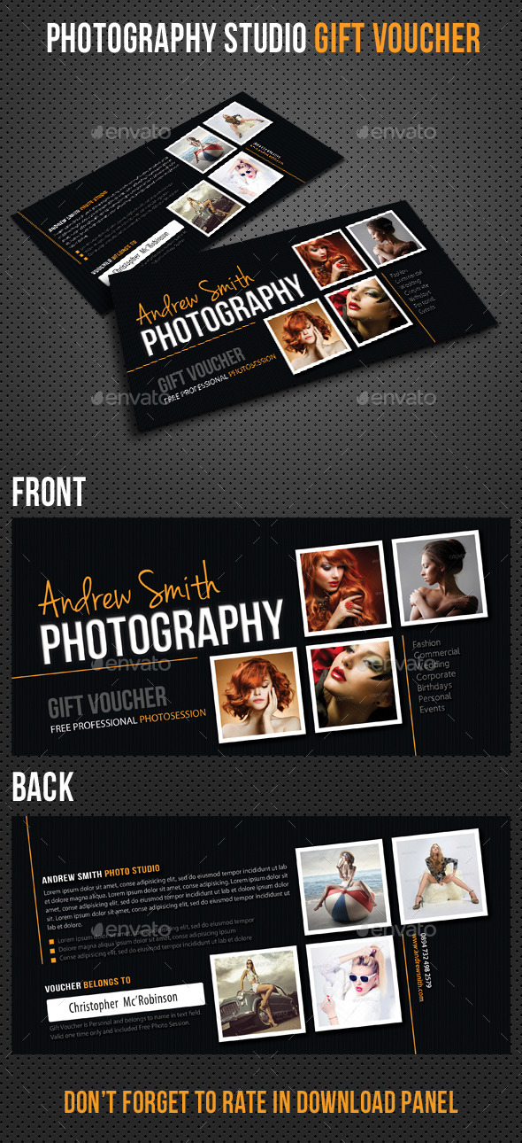 GraphicRiver Photography Studio Gift Voucher 02 9760748