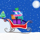 Christmas Sleigh - VideoHive Item for Sale