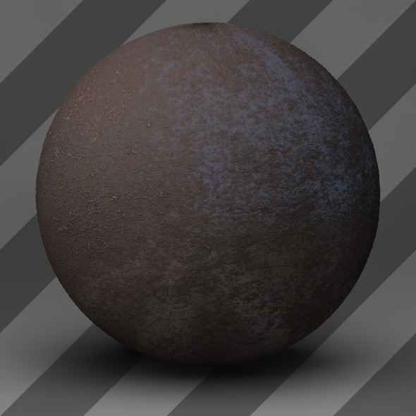 3DOcean Rusty Metal Shader 004 9764404