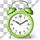 Classic Green Alarm Clock - VideoHive Item for Sale