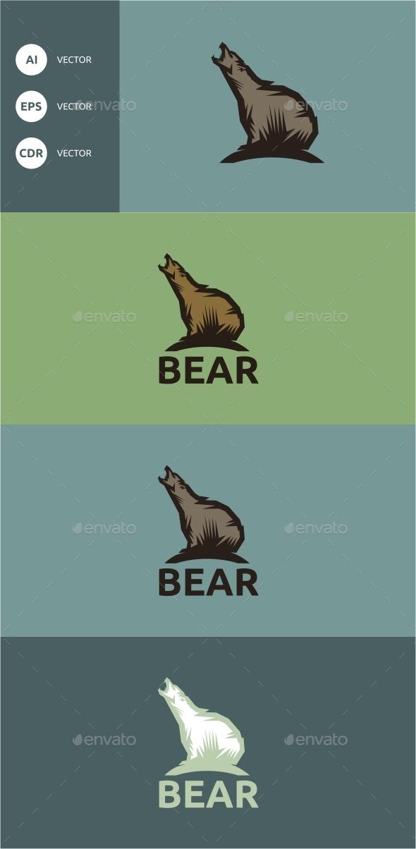 GraphicRiver Bear 9764449