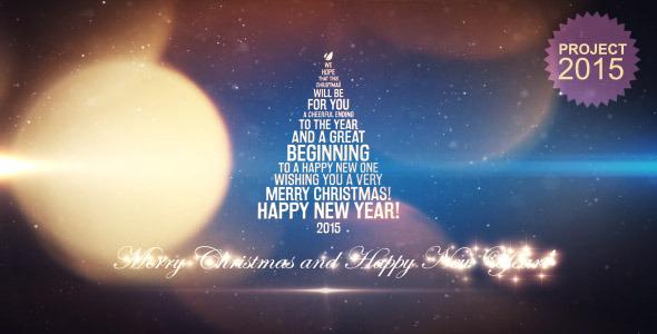 Light New Year Greetings