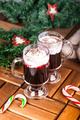 Christmas Cocktails with Ice Cream - PhotoDune Item for Sale