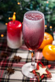 Christmas Cocktail with Ice Cube - PhotoDune Item for Sale