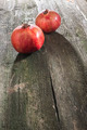 Pomegranate on wooden table - PhotoDune Item for Sale