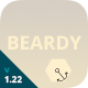 Beardy - Responsive Personal WordPress Blog Theme