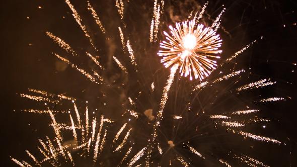 Firework Background 08