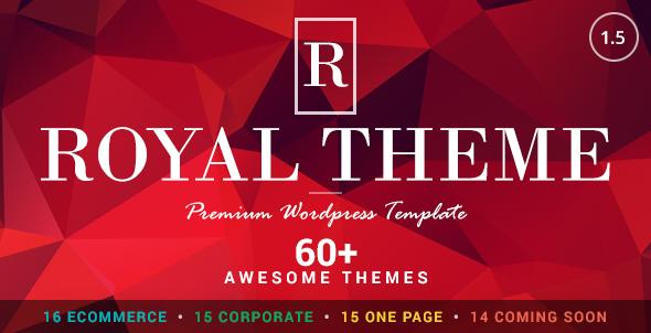 Royal Multi-Purpose Wordpress Theme