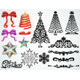 Christmas Ornaments and Design Elements - GraphicRiver Item for Sale