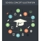 School Composition - GraphicRiver Item for Sale