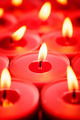 Red candles background - PhotoDune Item for Sale