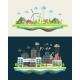 Ecological Landscapes - GraphicRiver Item for Sale