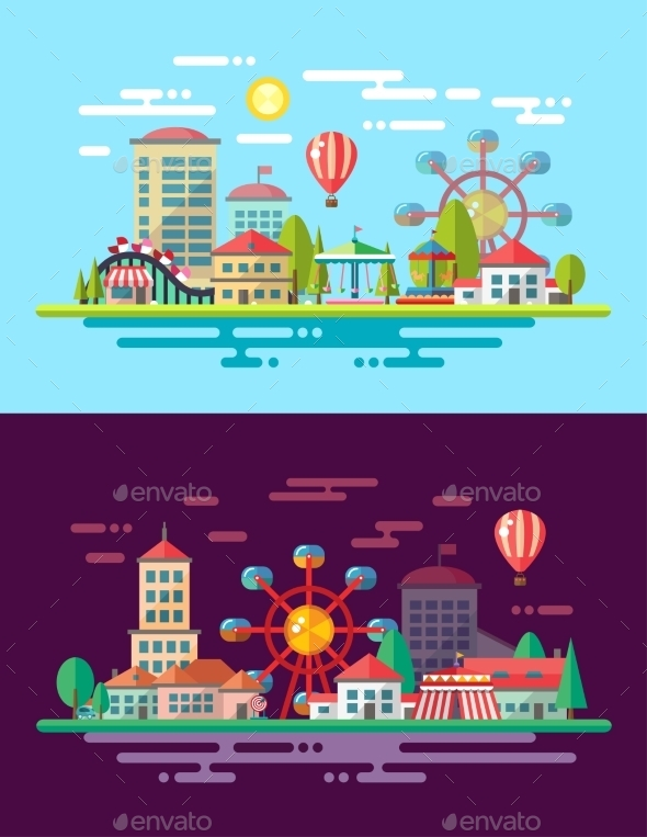 GraphicRiver Conceptual Illustrations 9766327