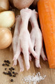 chicken feet, spice and vegetable - PhotoDune Item for Sale